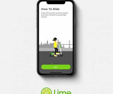 Lime Onboarding Experience